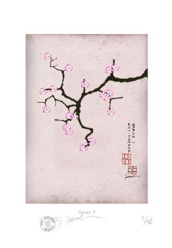 Cherry Blossom Print - Sakura 2